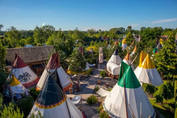 5_Tipi-Zelte im Europa-Park Camp Resort