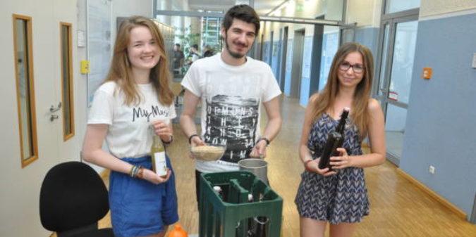 Tag der offenen Tür am Fachbereich Oecotrophologie der Hochschule Niederrhein