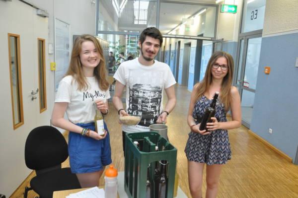 Tag der offenen Tür am Fachbereich Oecotrophologie der Hochschule Niederrhein Aktuelles Pressenews