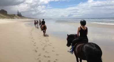 Schüleraustausch Neuseeland: Breites Schul- und Freizeitangebot mit Reiten, Skifahren und Outdoor Education