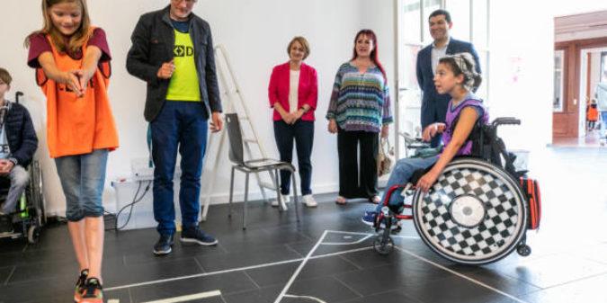 Programmieren für Kinder mit und ohne Behinderung