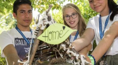 Jugendliche aus 14 Städten entdeckten im TalentCamp Ruhr ihre Stärken