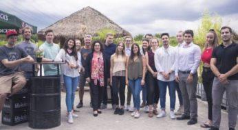 Die Welt des Managements erkunden Wittener Studierende präsentieren Projektergebnisse für das blue:beach