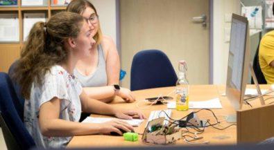 Hochschule Niederrhein: Schülerinnen und Schüler erhalten Einblicke in Medizintechnik