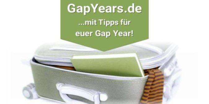 Neues Portal über Gap Years
