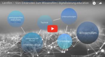 Lernfilm – Vom Erklärvideo zum Wissensfilm