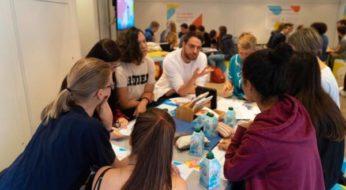 Volkswagen xStarters touren für digitale Bildung und soziale Ideen von Schule zu Schule