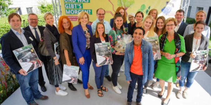 Hochschule Niederrhein: Projekt KitchenKompass gewinnt bundesweiten Ideenwettbewerb