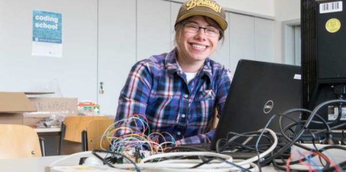 Programmieren lernen: Erste Coding School an der Hochschule Niederrhein voller Erfolg