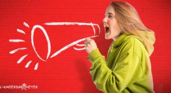 Beim LBS-Kinderbarometerkommen die 9- bis 14-Jährigen zu Wort