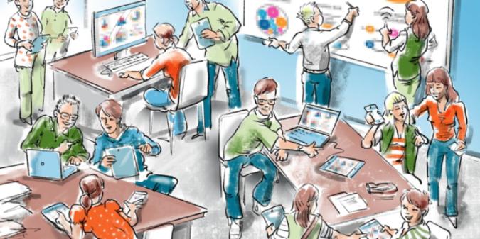 Neuveröffentlichung: Der Wegweiser Digitale Bildung 2.0 für einen zeitgemäßen Unterricht