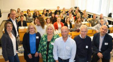 Studierende aus Finnland, Lettland und Dänemark zu Gast an der Hochschule Niederrhein