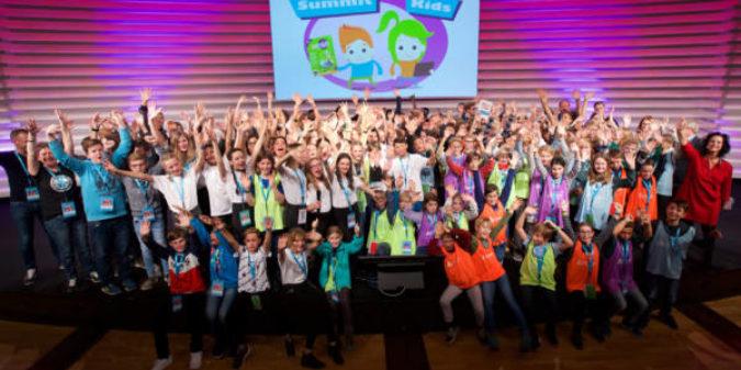 Summit for Kids – Das große Finale im Teachtoday-Wettbewerb