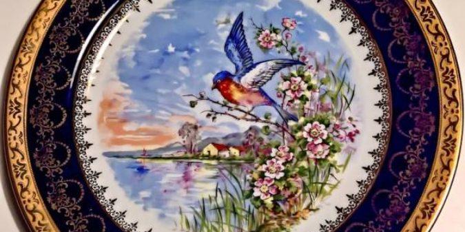 Manufakturporzellanmaler/innen – was machen die eigentlich?