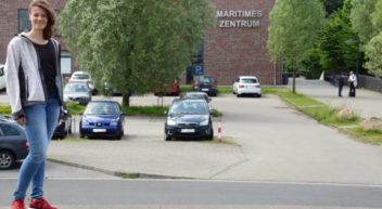 3 Fragen an Ann-Kathrin zu ihrem Studium Seeverkehr, Nautik und Logistik an der Hochschule Flensburg