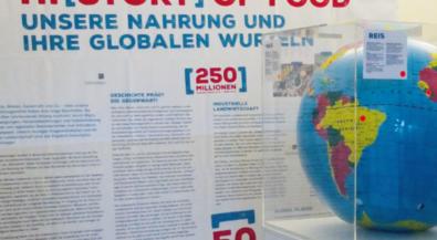 Multimedia-Projekt HISTORY OF FOOD fördert gerechtere Bildungsarbeit