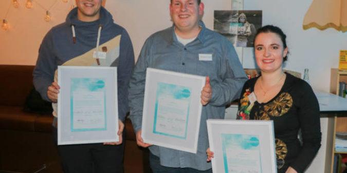Studierende der Hochschule Niederrhein erhalten MitBedacht-Preis für soziales Engagement
