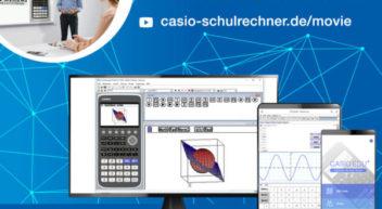 Digitalisierung: So unterstützt CASIO MINT-Lehrkräfte
