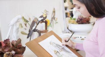 Porzellanmalerin – mein Erfahrungsbericht