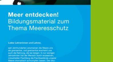 Bildungsmaterial Meeresschutz: Meer entdecken! (Grundschule)