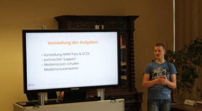Gesamtschule Xanten-Sonsbeck: Vertrauen und Verantwortung