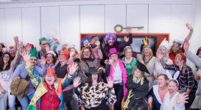 Genderwahnsinn an der Hochschule Niederrhein: Männliche Wiever übernehmen die Macht