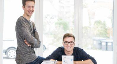 """Zwei Studenten erklären im Buch """"Kleine Gase – Große Wirkung"""" kompakt den Klimawandel"""