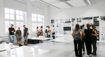 B.A. & M.A. Raumstrategien an der Muthesius Kunsthochschule