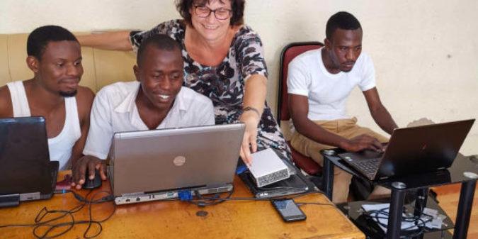 Hochschule Niederrhein: Professorin als ehrenamtliche Expertin in Uganda