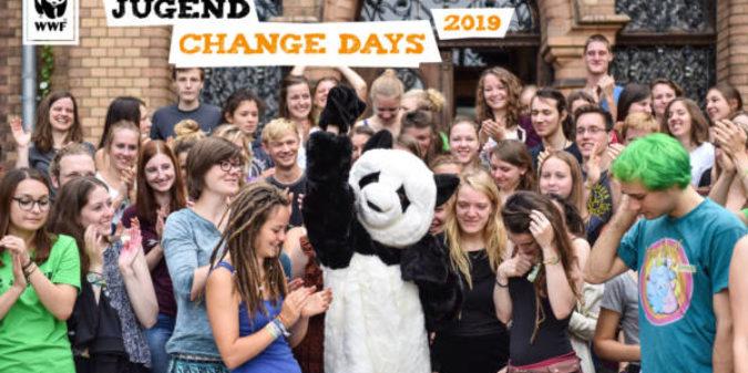 WWF Change Days 2019 vom 15. bis 18. August – Wir feiern das Leben!