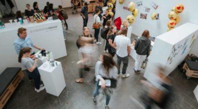 Fachbereich Design der Hochschule Niederrhein lädt zur Berufseinstiegsmesse