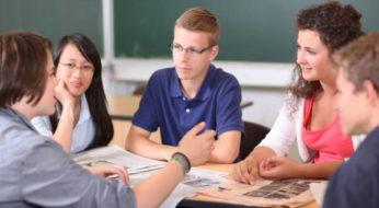 """Schüler sind """"Fit für die Wirtschaft"""""""