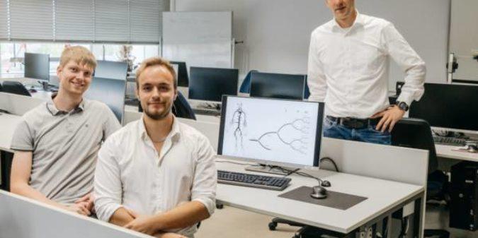 Maschinenbaustudenten entwickeln Lösungen für medizinische Probleme