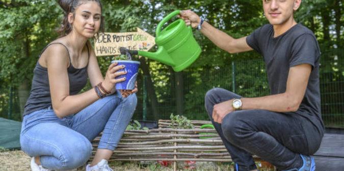 Jugendliche aus 13 Städten entdeckten im TalentCamp Ruhr ihre Stärken