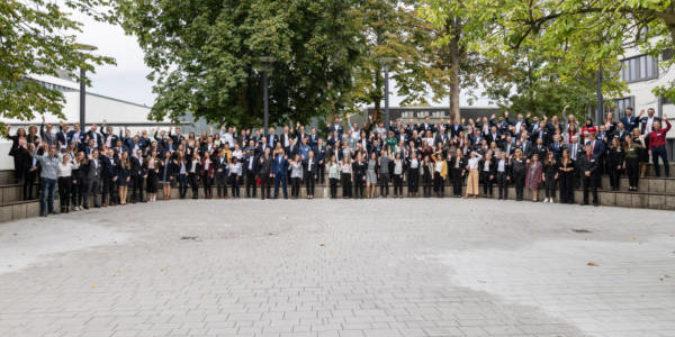 188 Studierende der Hochschule Niederrhein erhalten das Deutschland-Stipendium