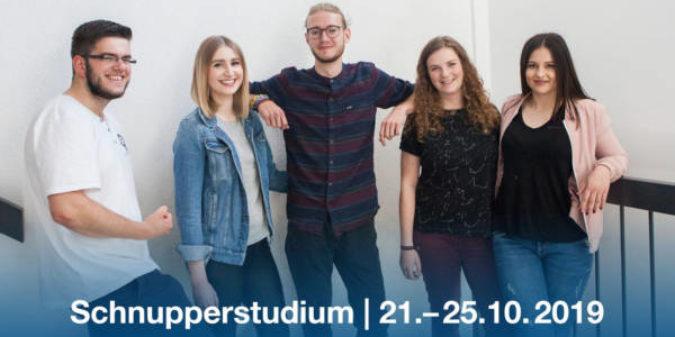 Hochschule Niederrhein bietet Schnupperstudium für Schülerinnen und Schüler an