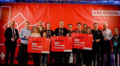 100 Teilnehmer machen beim Kreathon die Nacht zum Tag: SWK, Hochschule Niederrhein und Canon begeistert