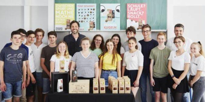 Markendesigner: Schülerfirmen entdecken Design