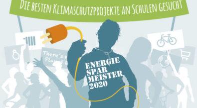 Klimaschutz an Schulen: Deutschlands Energiesparmeister 2020 gesucht