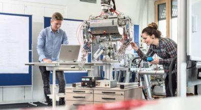 Tag des Ingenieurs an der Hochschule Niederrhein in Krefeld