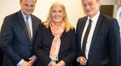 Ministerin würdigt Cyber Security Campus NRW