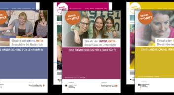Unterrichtsmaterialien im MINT-Bereich: Angebot für Schulen und Lehrkräfte