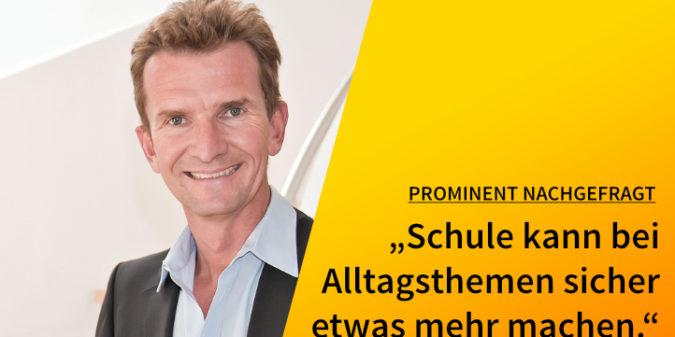 5 Fragen — 5 Antworten: Mit Dr. Michael Groß