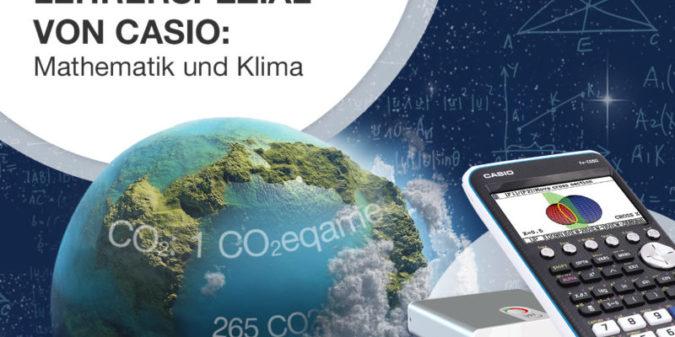 Den Klimawandel mit Mathematik und Naturwissenschaften besser verstehen