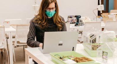 MakerSpace der Hochschule Niederrhein bringt Workshops zu den Schülern nach Hause